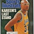 1989 Sports Illustrated Los Angeles Lakers 49ers Cincinnati Bengals Illinois
