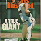 1989 Sports Illustrated San Francisco Giants NFL Drugs Vollyball Bislett Games
