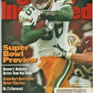 1998 Sports Illustrated Green Bay Packers New York Rangers Kentucky Wildcats