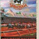 Saratoga Race Course 2008 Program Post Parade Magazine