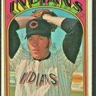 Cleveland Indians Steve Hargan 1972 Topps Baseball Card #615