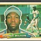 New York Mets Mookie Wilson 1988 Topps Big Baseball Card # 182 nr mt