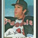 California Angels Steve Renko 1982 Topps Baseball Card #702  nr mt