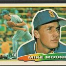 Seattle Mariners Mike Moore 1988 Topps Big Baseball Card # 241 nr mt