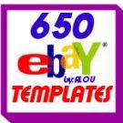 650 EBAY TEMPLATES