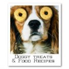 DOGGY TREAT AND FOOD RECIPES