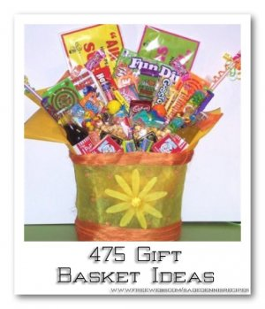 475 Gift basket Ideas