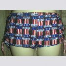NWT Old Navy Red, White & Blue Boy Short Bottoms S