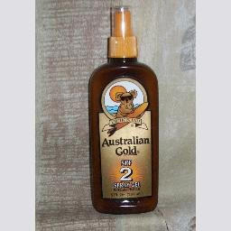 New Australian Gold SPF 2 Dark Tanning Spray Gel 8oz