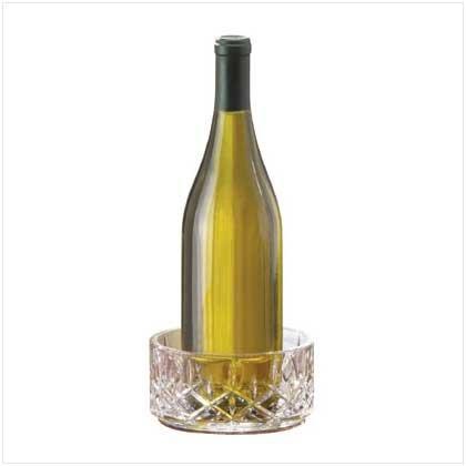 Lady Anne Bottle Coaster