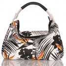Melie Bianco Birds of Paradise Slouchy Hobo