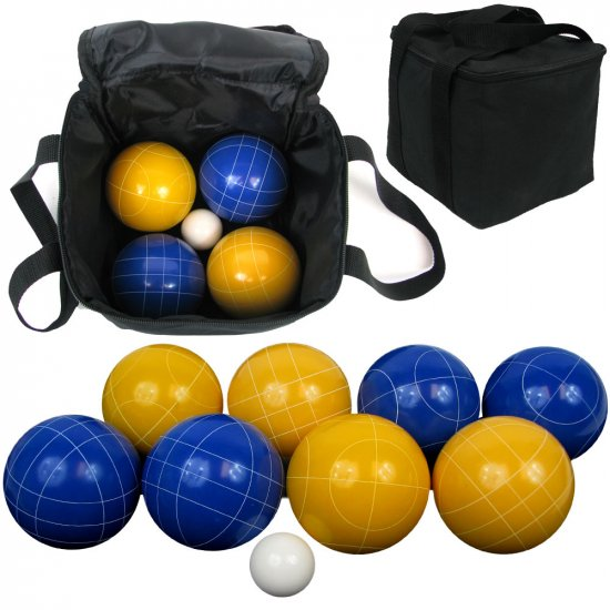 Easy Carry Deluxe Bocce Ball Set