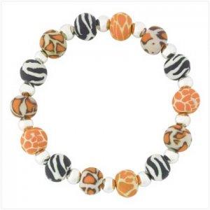 Safari Beaded Bracelet