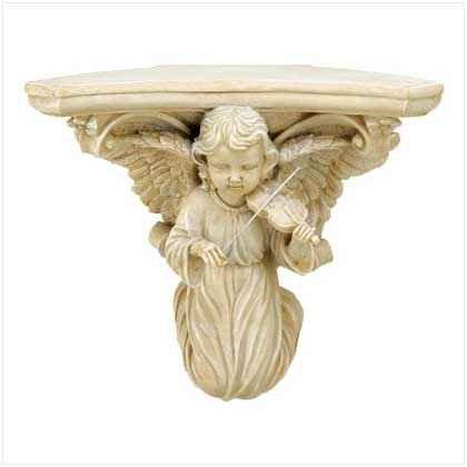 Renaissance Cherub Shelf