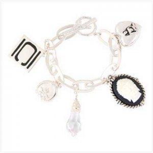 Nikki Chu Serenity Locket Charm Bracelet