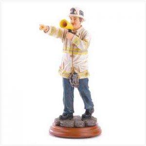 Fire Captain Figurine