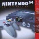 Nintendo 64 System