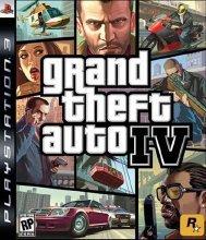 PlayStation 3 Grand Theft Auto IV