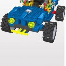 K'NEX : Knex Truck Series - Blue Pick-Up Truck - BRAND NEW