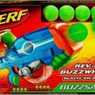 Nerf Buzzsaw Blaster Rev it up Buzzwheel - Brand New