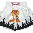 Twins Muay Thai boxing shorts cobra XXL new TBS-19
