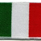Italian flag Italy Rome hope faith charity applique iron-on patch Medium S-101