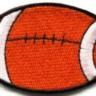American football retro sports applique iron-on patch S-246