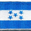 Flag of Honduras Honduran Central America applique iron-on patch Medium S-386