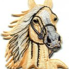 Horse colt bronco filly mustang pony stallion steed applique iron-on patch S-351