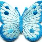 Butterfly insect boho hippie retro love peace applique iron-on patch new S-509