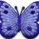 Butterfly insect boho hippie retro love peace applique iron-on patch new S-507