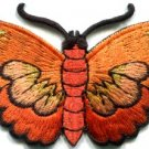 Butterfly insect boho hippie retro love peace applique iron-on patch new S-837