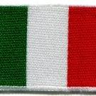 Italian flag Italy Rome hope faith charity applique iron-on patch med. new S-101