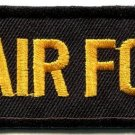 U.S. Air Force military insignia war biker retro applique iron-on patch S-1073