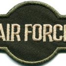 U.S. Air Force military insignia war biker retro applique iron-on patch S-710