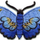 Butterfly insect boho hippie retro love peace applique iron-on patch new S-813