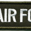 U.S. Air Force military insignia war biker retro applique iron-on patch S-707