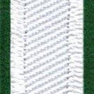 Letter I english alphabet language school applique iron-on patch new S-855