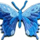 Butterfly insect boho hippie retro love peace applique iron-on patch new S-621