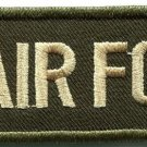 U.S. Air Force military insignia war biker retro applique iron-on patch new S-49