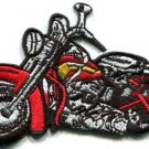 Motorcycle bike biker scoot cruiser chopper applique iron-on patch new S-761