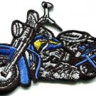 Motorcycle bike biker scoot cruiser chopper applique iron-on patch new S-762