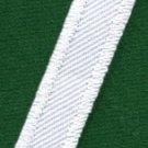 Letter Z english alphabet language school applique iron-on patch new S-871
