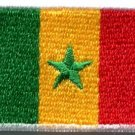Flag of Senegal West Africa applique iron-on patch Medium new S-1145  WE SHIP ANYWHERE FOR FREE!