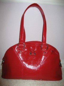 Red Handbag by VANI