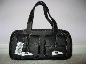 Black Handbag by VANI
