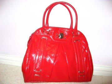 Red Hanbag by VANI