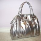 Silver Handbag by VANI
