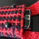 Double Buttoned Cellphone Pouch