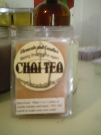 Tart Fragrance Cubes-Chai Tea